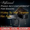 Download Wishing You Were Somehow Here Again ('Phantom of the Opera' Piano Accompaniment) [Professional Karaoke Backing Track] Mp3