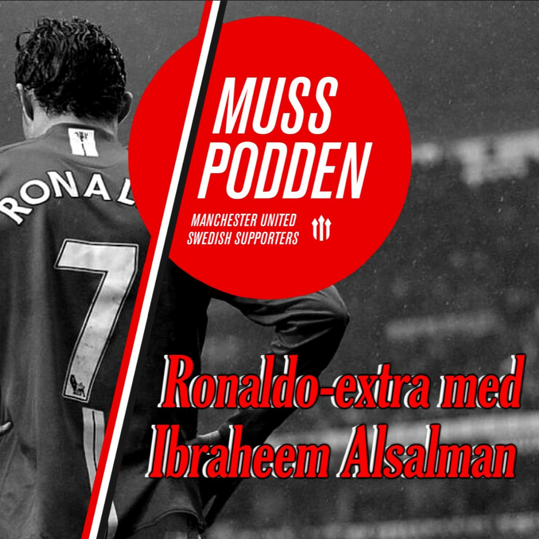 Ronaldo-extra med Ibraheem Alsalman