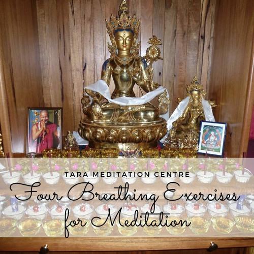 Four Breathing Exercises for Meditation