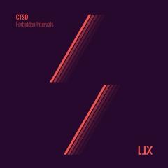 [Premiere] CTSD - Forbidden Intervals (UX014)