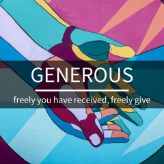 Generous - With Time - Lou Lindon