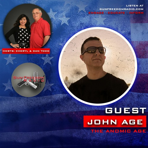 GunFreedomRadio EP284 Sociology and the 2A with John Age