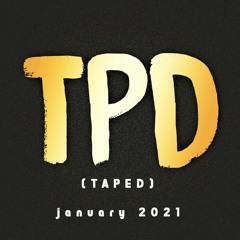 TPD (taped) #5 January 2021 (Progressive Trance Classics Special, 100% Vinyl Set)