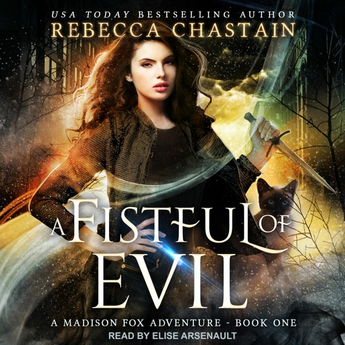 A Fistful of Evil, Madison Fox Adventures Book 1