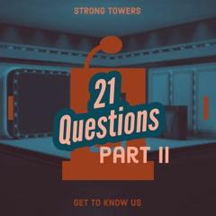 S3e28 - 21 Questions pt 2