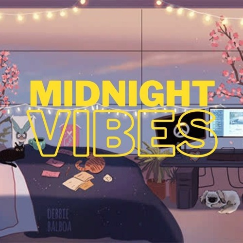 Relaxing Midnight Music + Relax/Work/Insomnia - Stress Relief, Relaxing Music, Lofi Midnight Vibes