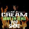 Pop Smoke Hawk em remix