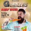 Download gorillas angry easter-live streaming-djays Mp3