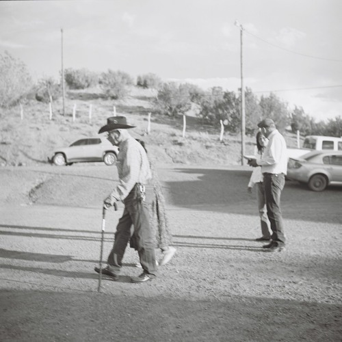 Colonial Distancing - Diné COVID-19 response