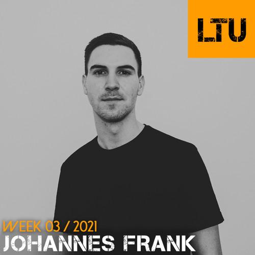 WEEK-03 | 2021 LTU-Podcast - Johannes Frank