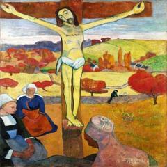 #6 - Le Christ Jaune de Gauguin