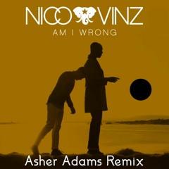 Nico Vinz - Am I Wrong (Asher Adams Remix)