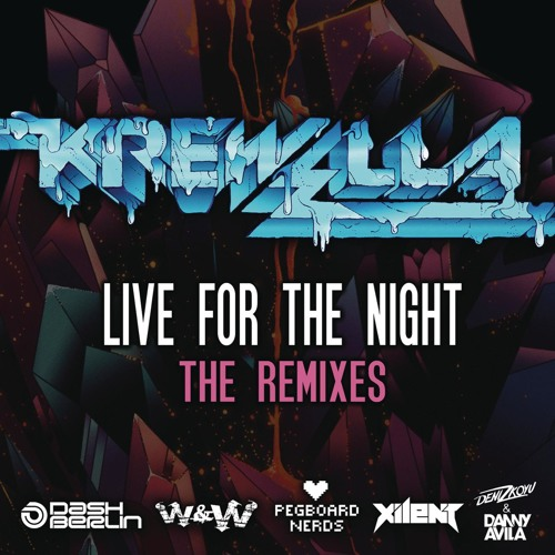 Live for the Night (Dash Berlin Remix)