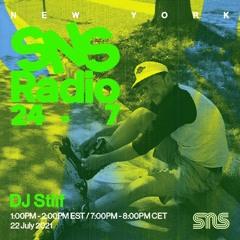 SNS Radio Guest Mix (7/27/21)