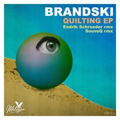 PREMIERE : Brandski - Caribbean Bays (SouveQ Remix)