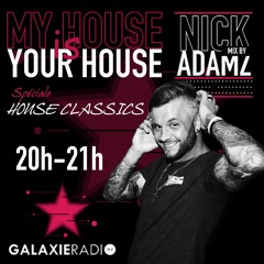House Classics @ Galaxie Radio 09 - 10 - 2021
