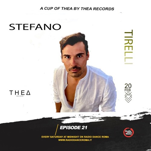 A Cup Of Thea Episode 21 With Stefano Tirelli