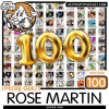 Download EP: 100 Rose Martin helps us celebrate our 100th episode Mp3