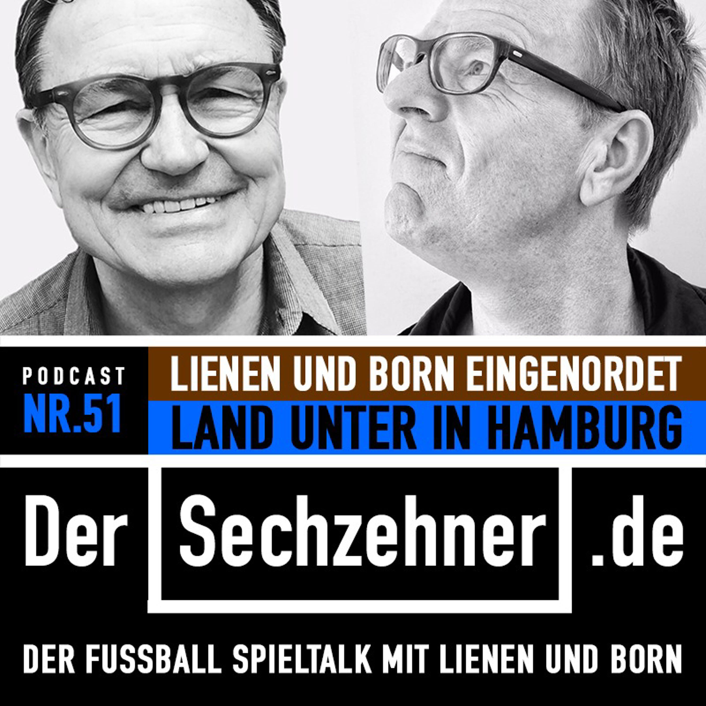Land unter in Hamburg - der Sechzehner No.51