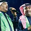 Download فوق هام السحب - محمد عبده & راشد الماجد || الرياض 2017 Mp3