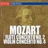 Violin Concerto No. 4 In D Major, K. 218 - Rondeau - Andante Grazioso - Allegro Ma Non Troppo