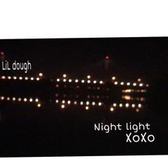 Night light XOXO