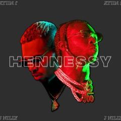 "(FREE) Pop Smoke X Chris Brown Type Beat 2021 - ""Hennessy"" prod. J Nilly"