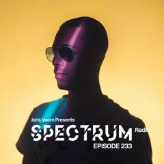 Spectrum Radio 233 by JORIS VOORN | Live from Saga Festival, Romania