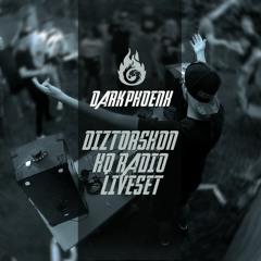 Diztorshon HQ Radio Liveset (Raw Hardstyle Mix October 2020)