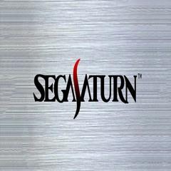 Sega Saturn Japanese Console Startup Remade