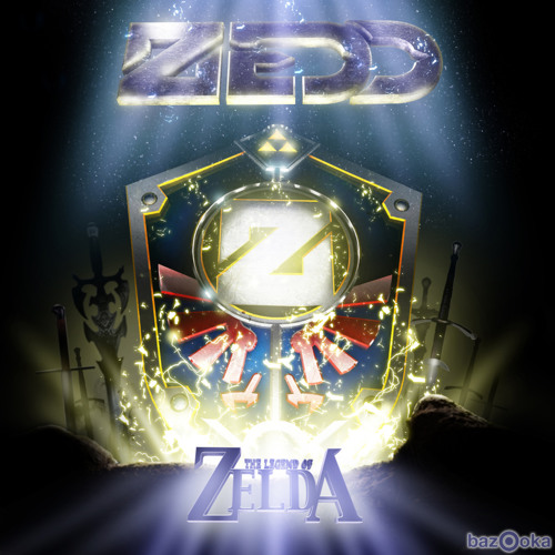 The Legend of Zelda (Electrixx Remix)