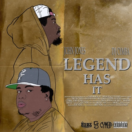 Legend Has It w/ John Jones