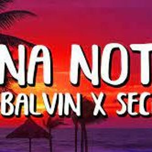 J Balvin Ft Sech – Una Nota ( SxLZxR Remix )