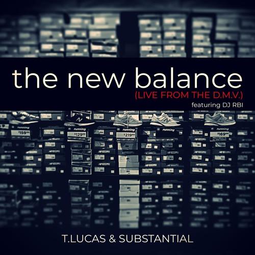 new balance radio dj
