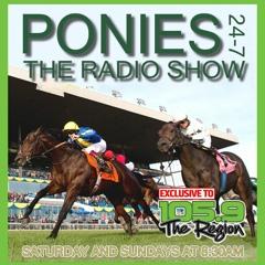 Ponies 24-7 The Radio Magazine - 2021 - 06 - 12 | Jim Lawson / Ray Arsenault