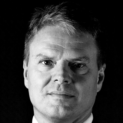 Mission Driven. A Cybersecurity Career. Troels Oerting, Chairman Of The Board, World Economic Forum.