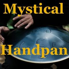 Mystical Handpan - Magnetic Inertia