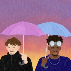 Dancing in The Puddles Ft. DKoolPharaoh (prod.tacit)(instagram: @_tacit) ON ALL PLATFORMS NOW