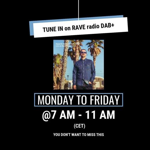 Dazed & Confused Morning Show on Rave Radio
