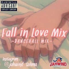 FALL IN LOVE MIX(Dancehall Mix)