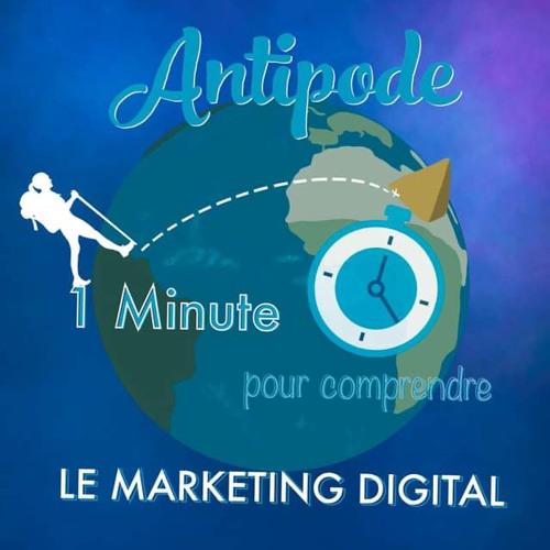 Antipode - Podcast Entrepreneuriat - 1 minute pour comprendre