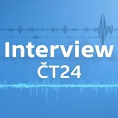 Interview ČT24 - Marek Výborný (26. 10. 2021)