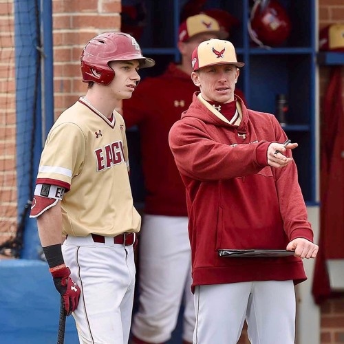 Boston College Asst. John Murphy on playing days, Cape League success, time at Army & '21 BC roster