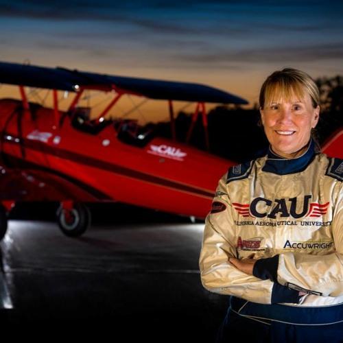 Season 2 Episode 11 - Vicky Benzing Aerosports