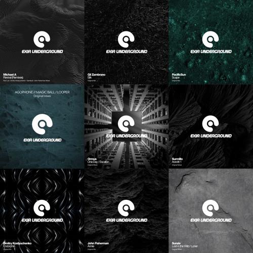 Exia Underground Showcase mixed by Dimo Davy