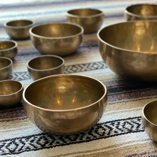 Relaxation Soundbath with Himalayan & Crystal Singing Bowls & Koshi Chimes