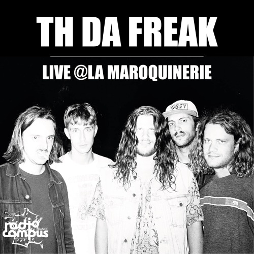 TH Da Freak en live @La Maroquinerie