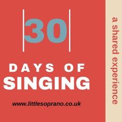 Day 3 30 Day Vocal Jump - Start