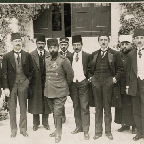 Cihan Harbinde Arap Toprakları ve Osmanlı-Türk Hatıratı | Selim Deringil
