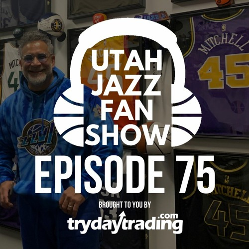Ep 75 | Alema Harrington on life with no Utah Jazz or NBA and a Bruce Pitcher tattoo bet update